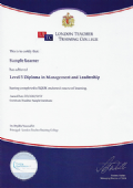 Endorsed Level 5 Diploma in Management and Leadership